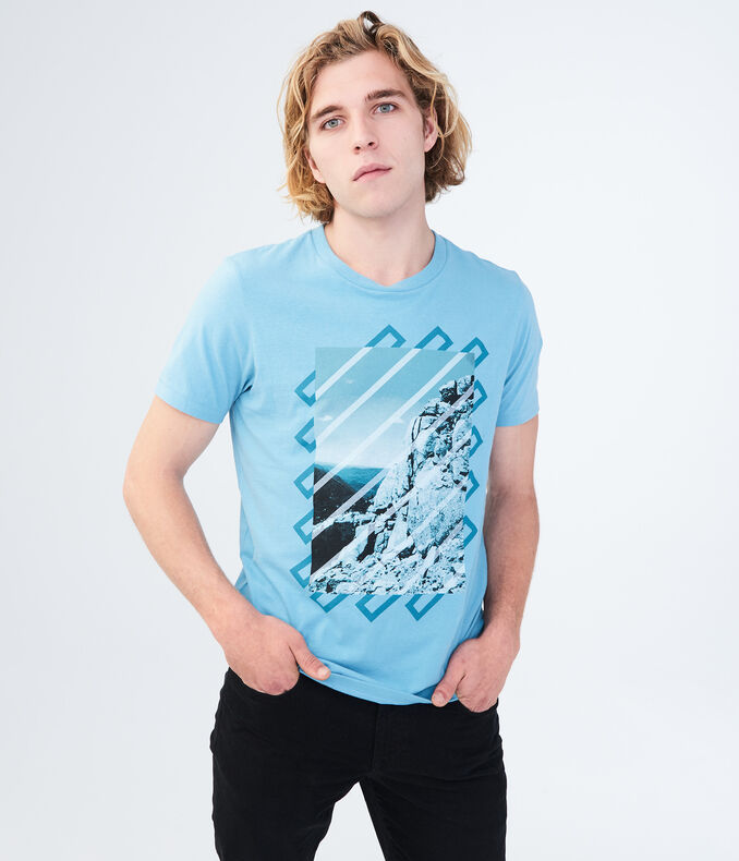 Cliffside Graphic Tee