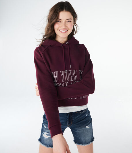 New York City Pullover Hoodie