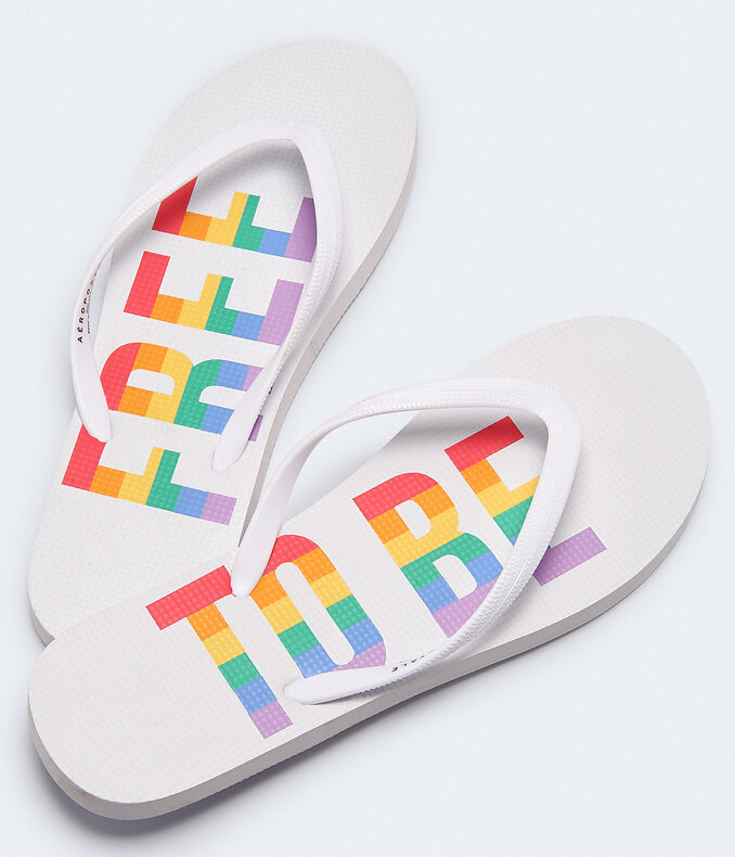 Free To Be Flip-Flop