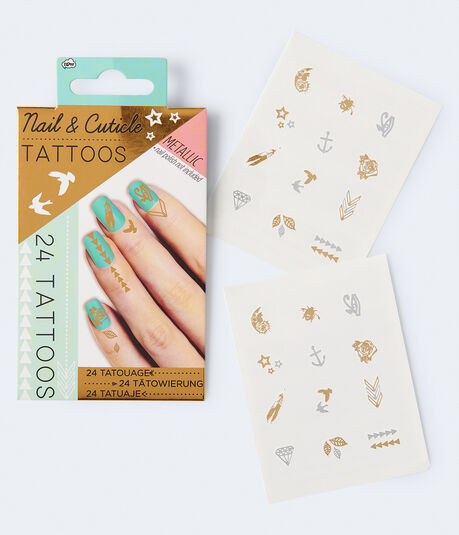 Nail & Cuticle Tattoos