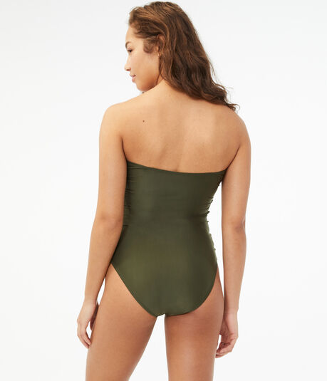 Side Cutout One-Piece Swimsuit