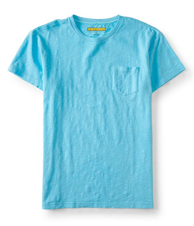 Prince & Fox Solid Surf Wash Tee