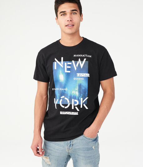 Free State Empire State Graphic Tee