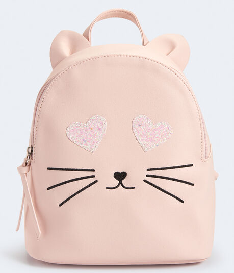 Kitty Cat Mini Backpack