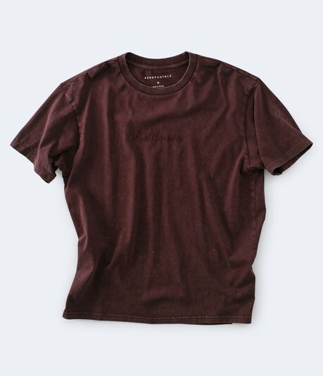 Washed Tonal California Graphic Tee