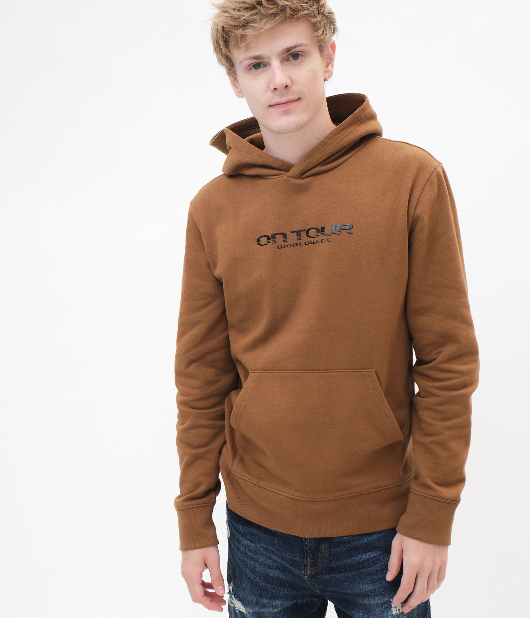 On Tour Pullover Hoodie