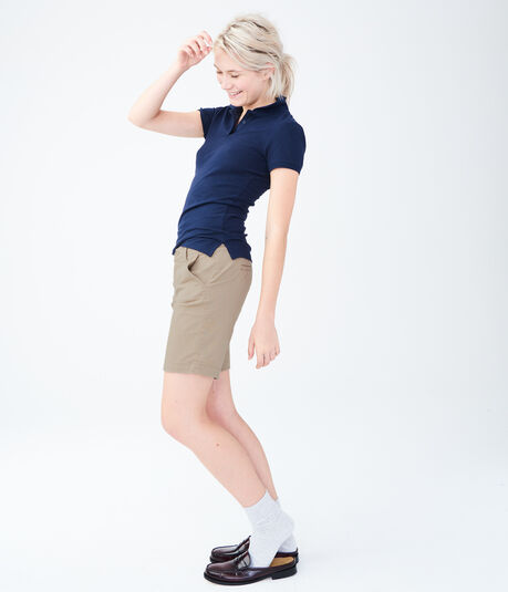 Uniform Bermuda Shorts
