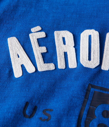 Aeropostale 87 N. East Graphic Tee