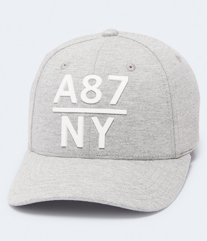 Stacked A87 NY Fitted Hat