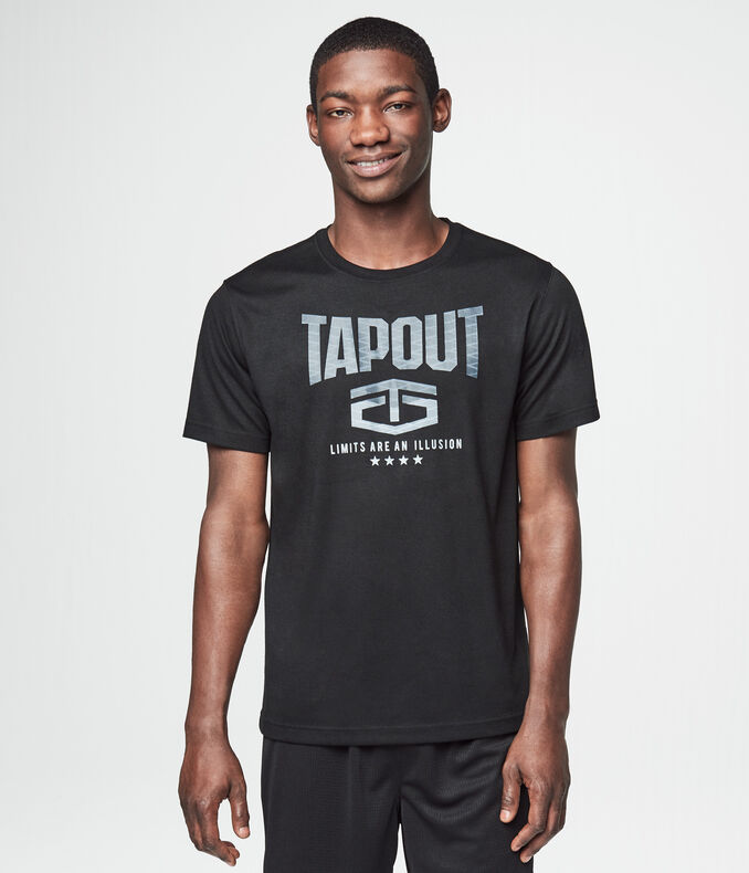 Tapout Crossfade Graphic Tee