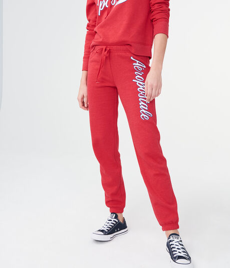 Script Logo Cinch Sweatpants