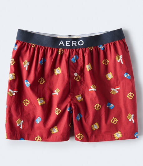 Junk Food Woven Boxers