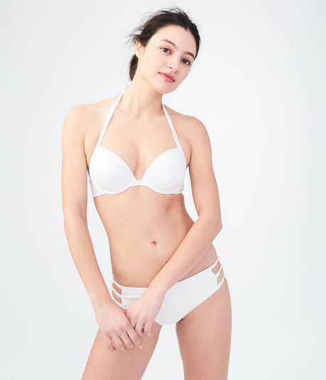 LLD Solid Push-Up Top