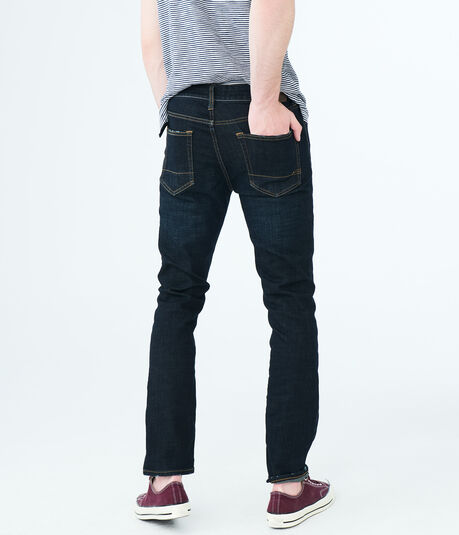 Slim Dark Wash Stretch Jean