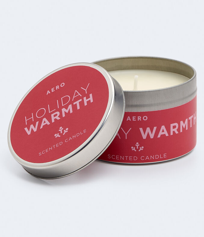 Holiday Warmth Scented Candle