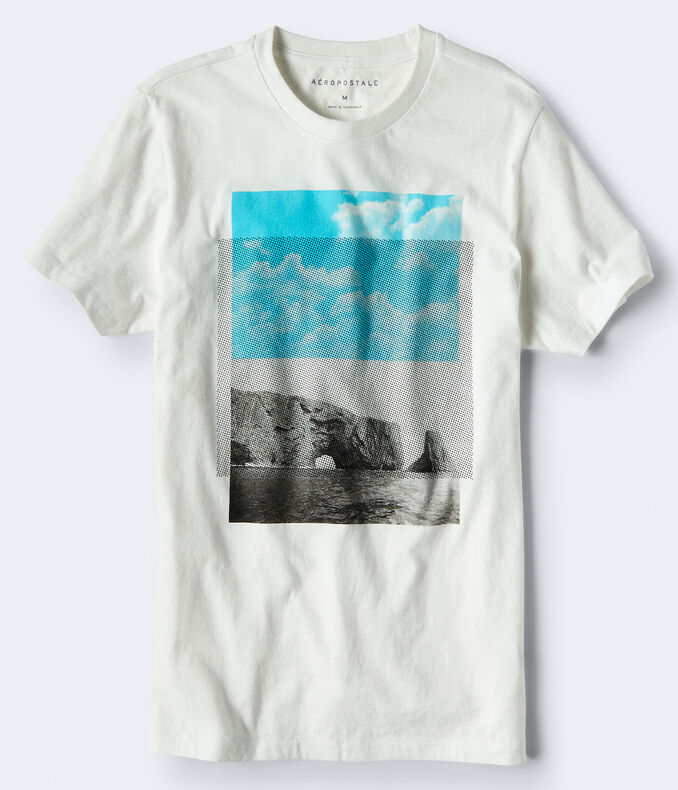Rising Mountain Graphic Tee