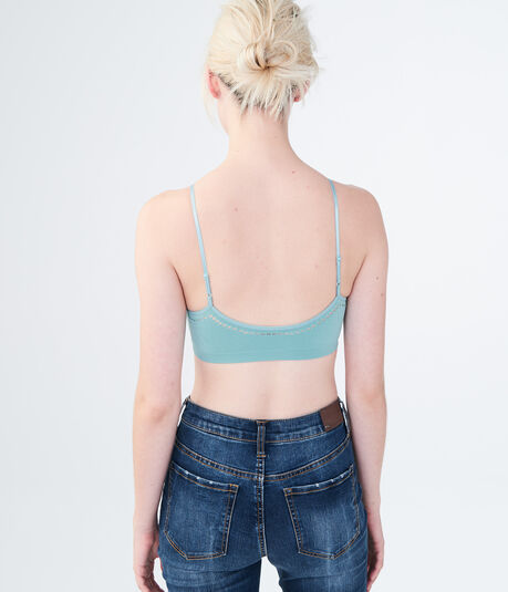LLD Seamless Drop-Needle Bralette