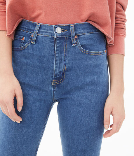 Real Denim High-Rise Cheeky Jegging***