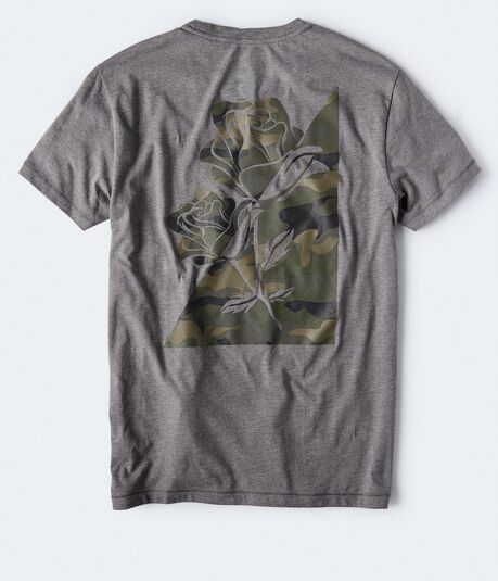 Free State Camo Rose Graphic Tee