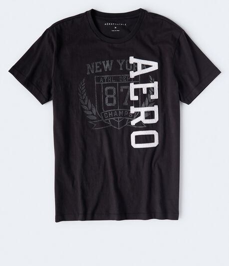 0db233f83d3f Clearance. Aero Champs Wreath Graphic Tee ...