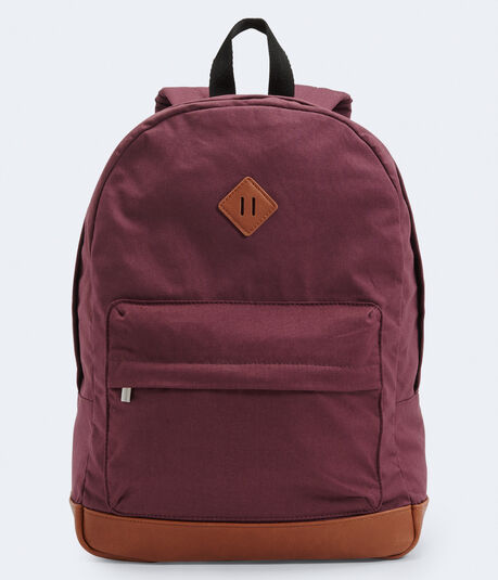 Solid Backpack
