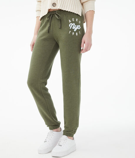 Aero NYC 1987 Cinch Sweatpants