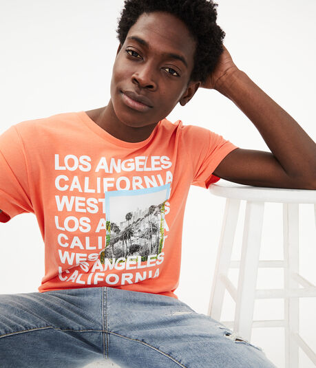 Free State LA Palm Graphic Tee