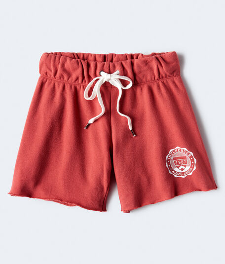 Influencer 1987 Fleece Shorts***
