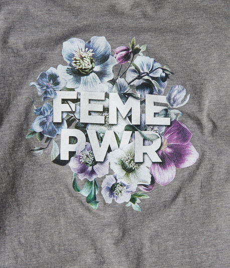 Free State Femme Floral Graphic Tee