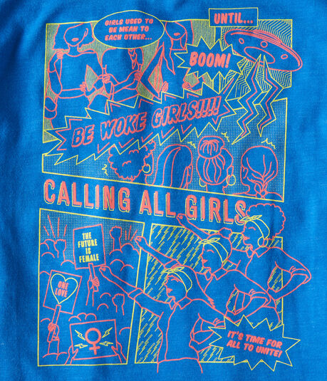 Free State Calling All Girls Graphic Tee