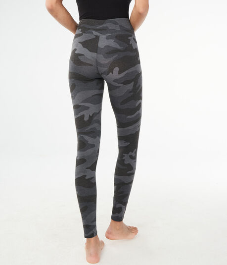 LLD High-Waisted Camo Leggings