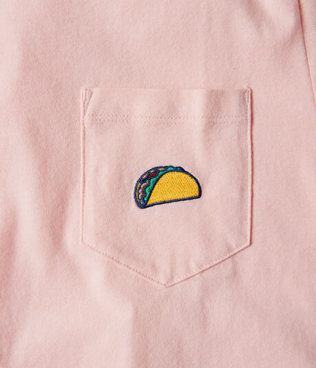 Taco Pocket Graphic Tee