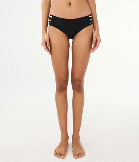 LLD Solid Strappy Hipster Bottom