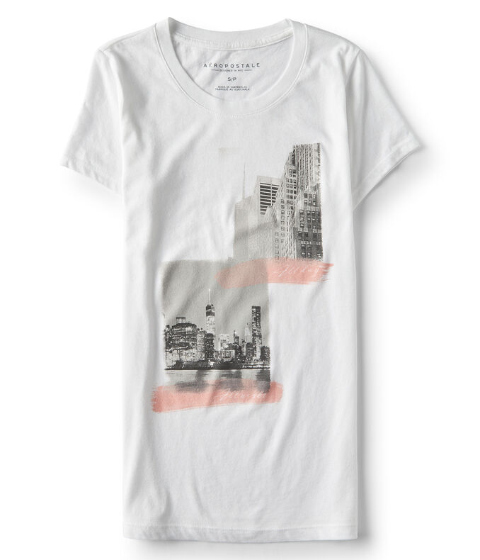 All Day All Night Graphic Tee