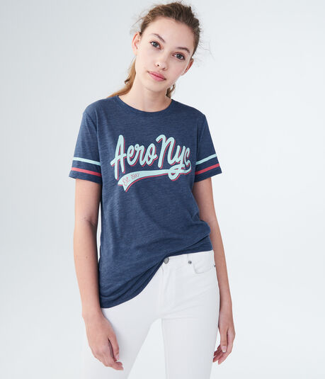 Aero NYC Relaxed Graphic Tee