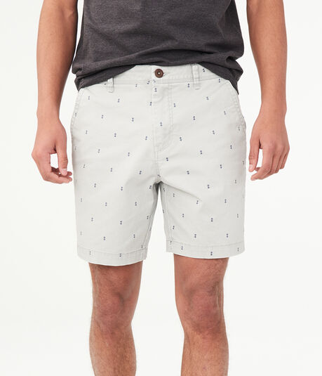 "Arrow Stretch 7.5"" Beach Shorts"