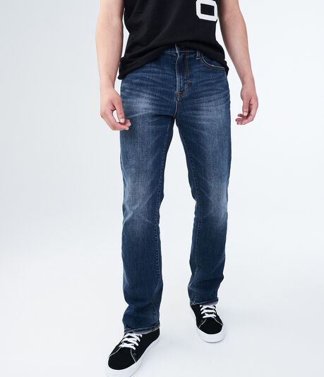 Slim Bootcut Dark Wash Stretch Jean***