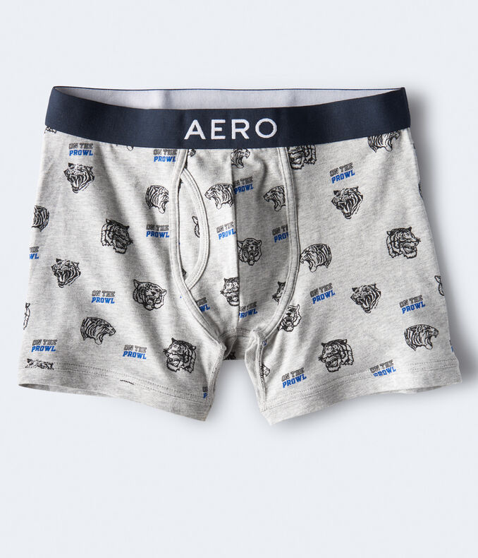 On The Prowl Knit Boxer Briefs