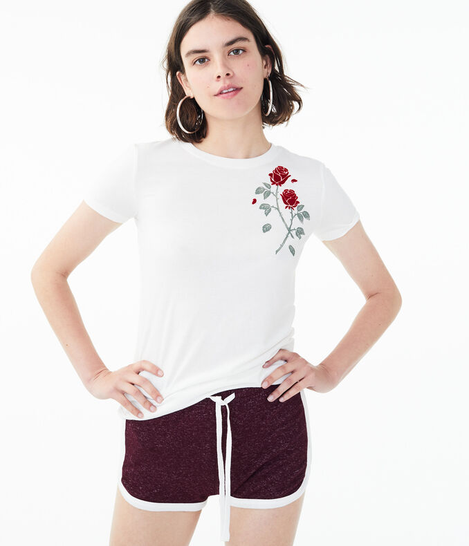 Every Rose Graphic Tee
