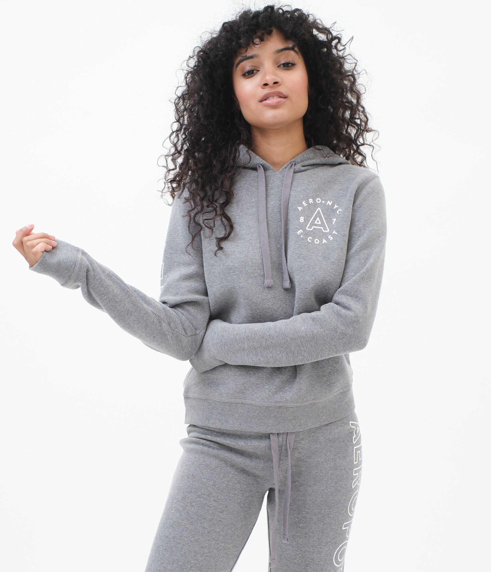Aero NYC 8A87 Pullover Hoodie***