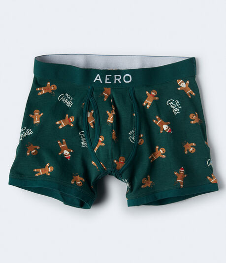 Holy Crumbs Knit Boxer Briefs