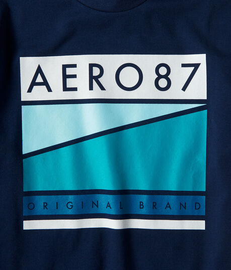 Aero 87 Original Stretch Graphic Tee