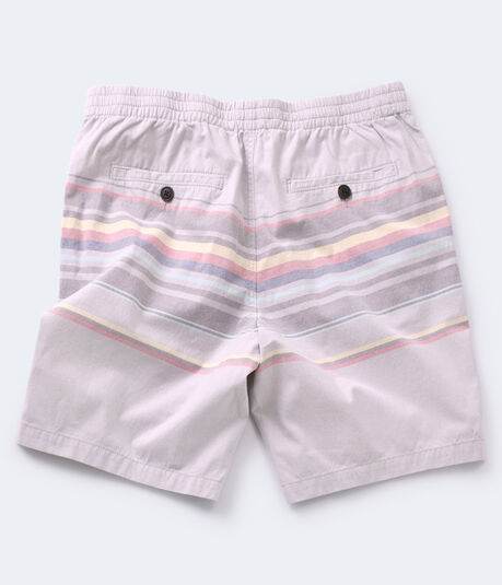 "Engineered Stripe 9"" Jogger Shorts"