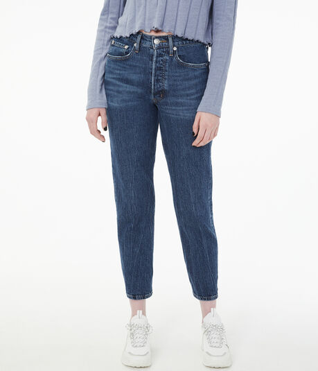 '90s High-Rise Slim & Thick Curvy Ankle Skinny Jean