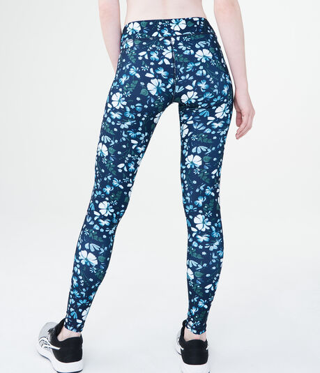 LLD Floral Pop Leggings