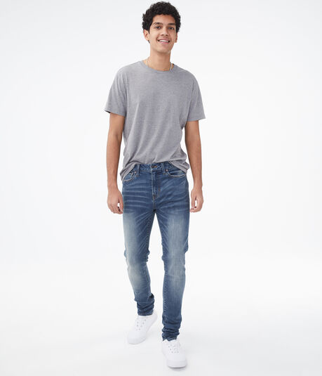Max Stretch Stacked Ultra Skinny Jean