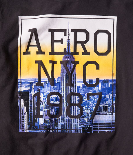 Aero NYC Image Graphic Tee