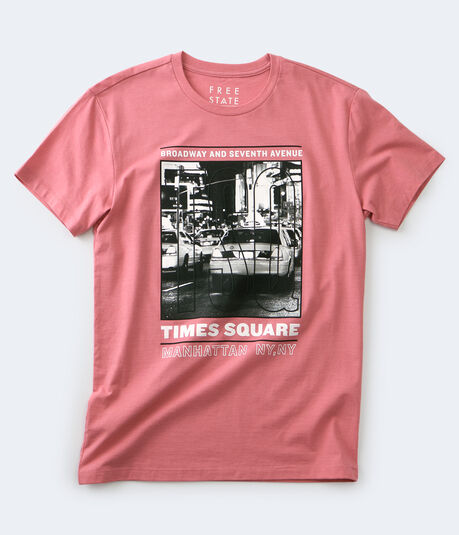 Free State Times Square Graphic Tee