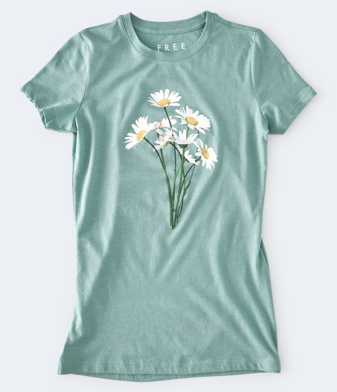 Free State Daisy Graphic Tee