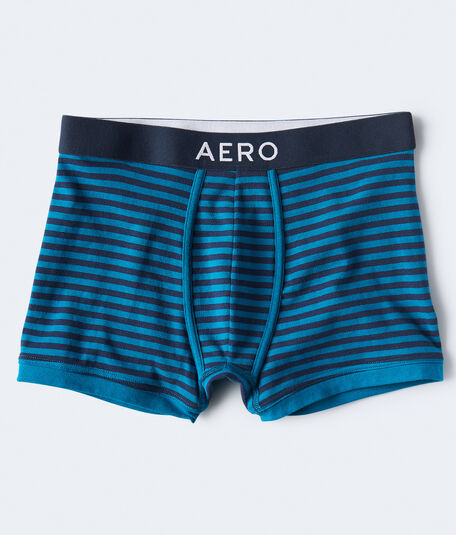 Feeder Stripe Knit Trunks